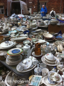 Going to a Car-boot sale ….
