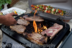 Keeping fingers crossed for fine weather to get that Barbecue out ….