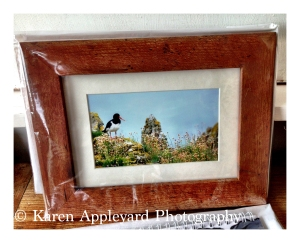 A selection of Framed prints are available too...