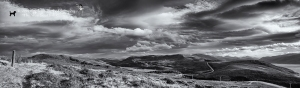 The Road to Ullapool Panoramic ...